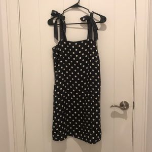 J Crew Polka Dot Dress